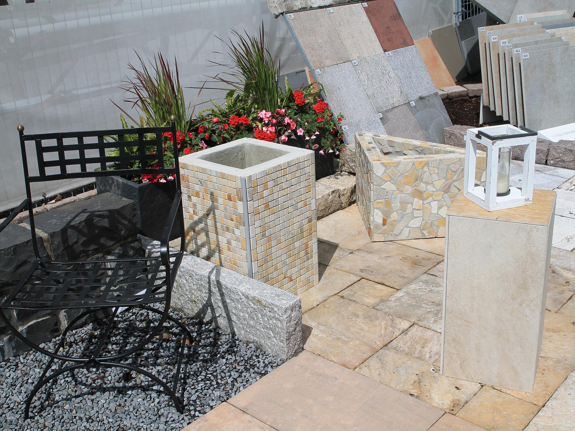 Referenzen balkon und terrasse i creativ fliesen gmbh - Dekzeil terras balkon ...